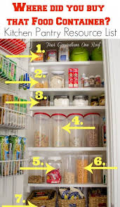 kitchen furniture list 60 best pantry images on organized pantry kitchen