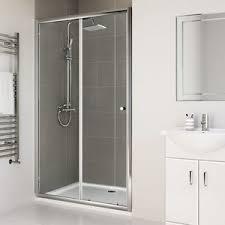 Sliding Shower Door 1200 Instinct Sliding Shower Door 6mm Glass Bathroom Screen Enclosure
