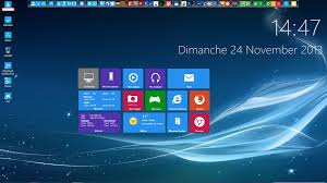 horloge bureau windows 7 gadgets