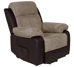 Argos Riser Recliner Chairs Buy Collection Bradley Riser Recline Fabric Chair At