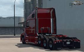 volvo american truck volvo vnl670 v1 5 3 by aradeth 1 28 x american truck simulator