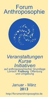 Vhs Bad Krozingen Forum Anthroposophie Freiburg By Dietmar Ziegler Issuu