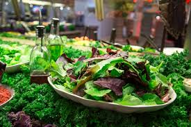 Buffet Salad Bar by Salads Of Chuck A Rama Buffet Style Restaurant