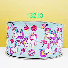 cheap ribbons cheap unicorn ribbon buy quality printed grosgrain ribbon directly