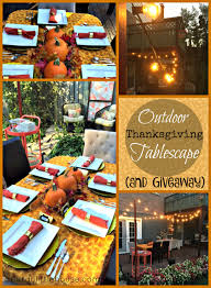 lowes open on thanksgiving outdoor thanksgiving tablescape u0026 giveaway a purdy little house