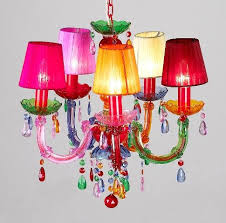 Table L Chandelier Small Shaded Chandelier Delicious Deco Lighthing
