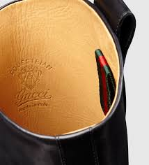 mens leather riding boots for sale gucci men u0027s leather riding boot from equestrian collection in