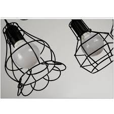 wire cage l shade mixed vintage edison metal wire cage hanging lamp shade pendant