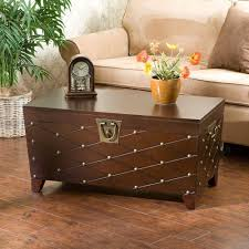 Chest End Table 2017 Popular Square Chest Coffee Tables