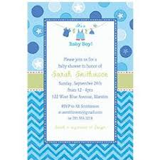 shower invitations boys baby shower invitations thank you notes party city