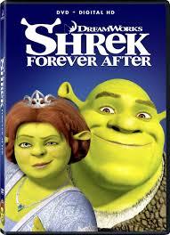 shrek forever after dvd release date december 7 2010