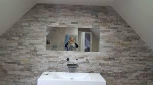 bathroom tiles shower taps bath towel rails