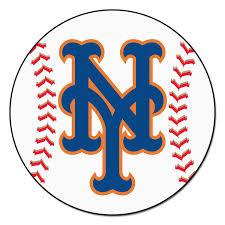 New York Area Rug by Amazon Com Fanmats Mlb New York Mets Nylon Face Baseball Rug