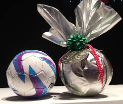 Gift Wrapping How To - luxury gift wrapping how to gift wrap a football by neelam
