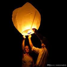2017 sky kongming wishing lantern flying balloon light chinese sky
