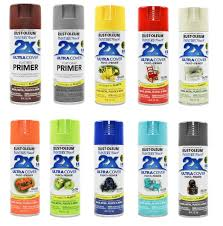 rust oleum spray paints u0026 primers