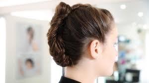 cuisiner des chignons en boite femme actuelle le chignon tresse épi façon wonderwoman cheveux