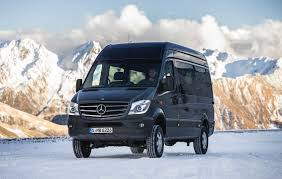 lifted mercedes van mercedes benz sprinter 4x4 is on its way to the united states