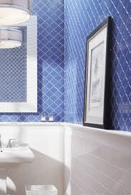 blue bathroom tiles ideas 35 cobalt blue bathroom tile ideas and pictures