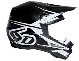 white motocross gear 6d atr 1 s2 helmet revzilla