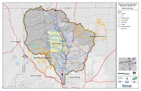 Colorado City Map Watershed U0026 Range Air Force Academy Isportsman