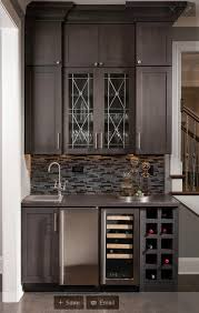built in wine bar cabinets upper upper cabinets and wine cubbies new house pinterest wet