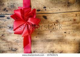 rustic ribbon festive bow ribbon forming border stock photo 157619444