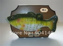 sell big mouth billy bass bubba fish sound toys home decor on