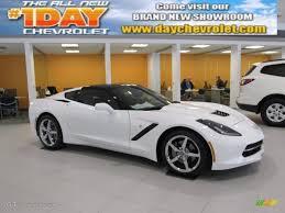 2014 corvette colors 2014 arctic white chevrolet corvette stingray coupe 88103600