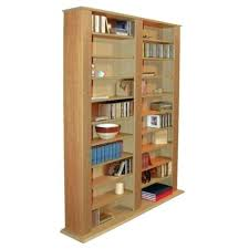 Large Dvd Storage Cabinet Buy Techstyle Multimedia Cd Dvd Storage Shelves Oak From Our Cd