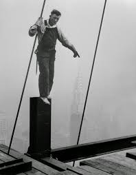Empire State Building Halloween Light Show 15 Amazing Vintage Photographs That Show The Dangers Of