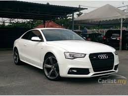 audi s5 coupe white audi s5 2012 tfsi quattro 3 0 in kuala lumpur automatic coupe