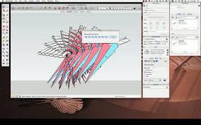 preparing u0026 exporting line drawings from sketchup u2014 method