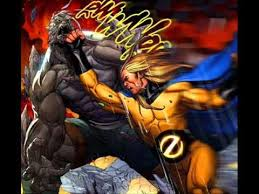 Sentry Vs Thanos Whowouldwin Who Would Win Doomsday Vs Sentry