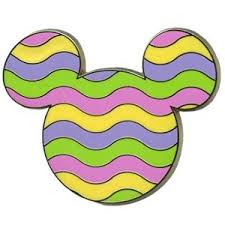 Mickey Mouse Easter Eggs Your Wdw Store Disney Easter Pin 2012 Mickey Mouse Icon Easter