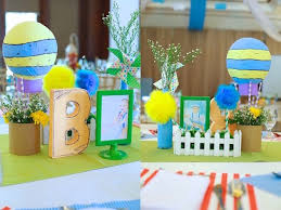 oh the places you ll go party kara s party ideas centerpieces from a oh the places you ll go dr