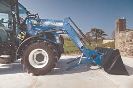 new holland tractor loader