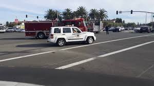 sunnyvale dps responding to officer involved collision youtube