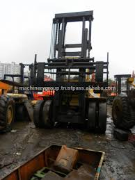 used tcm forklift fd200 japanese tcm used forklift 20 ton buy