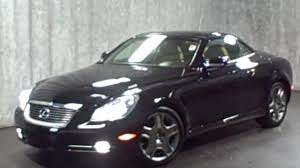 mcgrath lexus westmont used cars 2008 lexus sc430 hardtop convertible for sale v8 certified