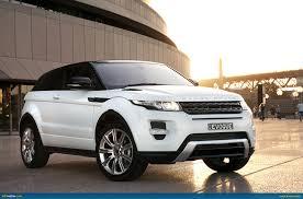 range rover small ausmotive com range rover evoque u2013 australian pricing u0026 specs