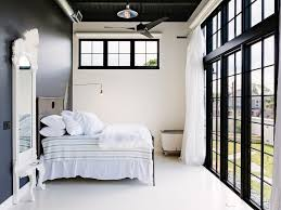 Windows To The Floor Ideas Window Curtains Ideas For Bedroom Bedroom Industrial With Ceiling