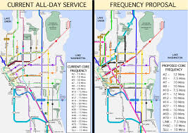 Seattle Link Rail Map Seattle Archives U2014 Page 2 Of 4 U2014 Human Transit