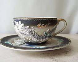 Dragon Coffee Cup Dragon Teacup Etsy