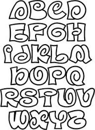 fun spiral font from color the alphabet typo pinterest