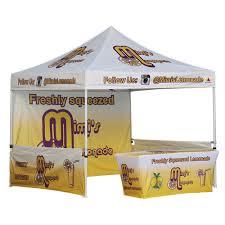 Uk Canopy Tent by Abccanopy Custom Printed 3mx3m Pop Up Gazebo Market Stall Custom