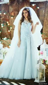 blue wedding dresses 26 serenity blue wedding dresses that inspire weddingomania