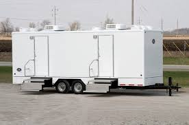wedding porta potty imperial porta potty rentals restroom trailers for large events