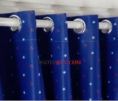 Royal Blue Blackout Curtains Innovative Royal Blue Blackout Curtains And And White