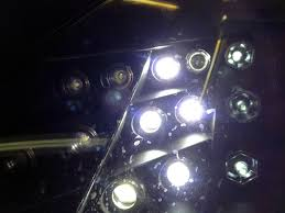 nissan 350z xenon bulbs led headlights for the 350z maybe not such a good idea